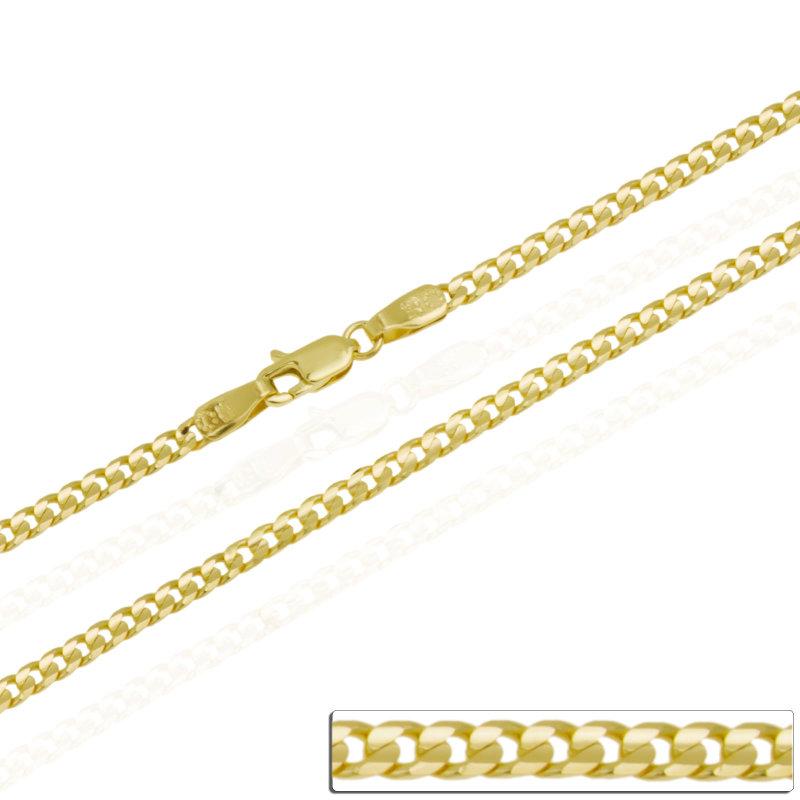 585 herren goldkette für Herrenschmuck, Schmuck