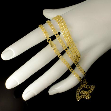 Goldkette herren 585
